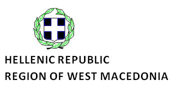 Flag of the Region of Western Macedonia